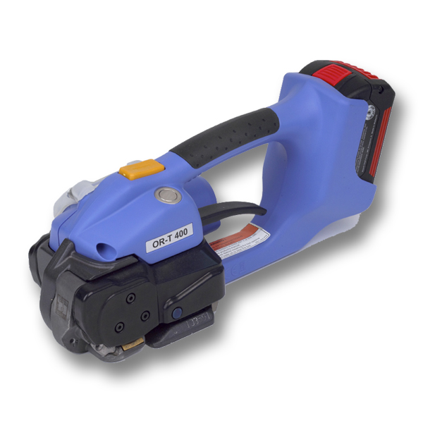 ORT 400 Battery Powered Strapping Tool