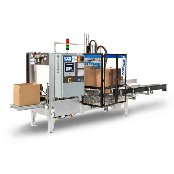 Wexxar Wf20 Fully Automatic Case Erector Rapid Packaging