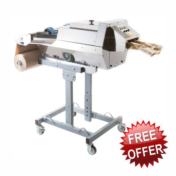 packmaster paper cushion machine